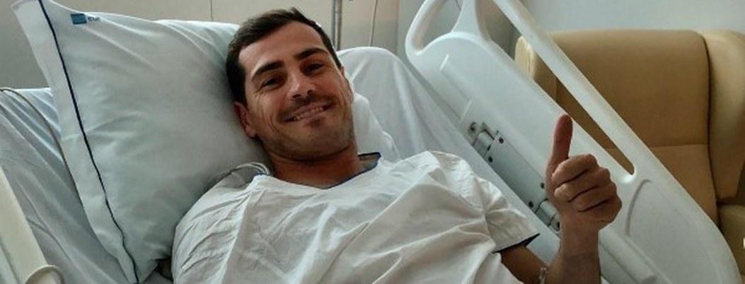 Iker Casillas, cumple 38 años y con un futuro incierto en el futbol