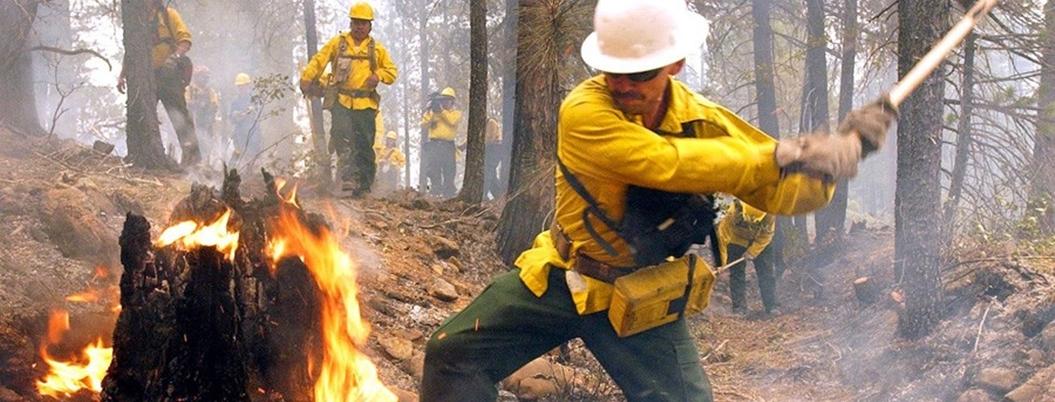 Incendios forestales también arrinconan a comunidades del Edomex