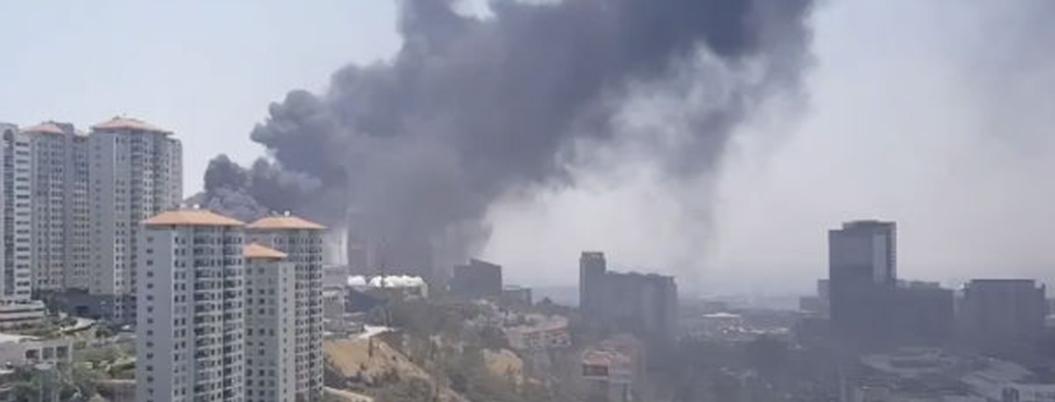 CDMX está rodeada de siete incendios forestales