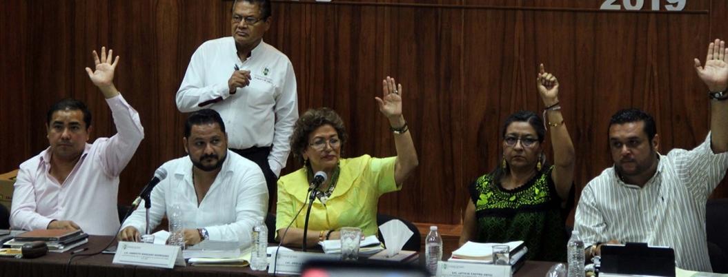 """""""Aprobamos presupuesto que combate despilfarro y corrupción"""": síndico"""