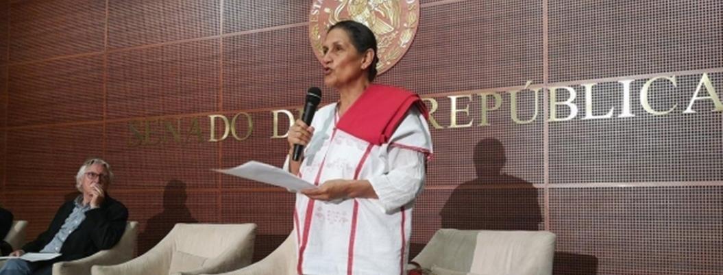 """Jesusa pide clínicas para quienes sufren """"síndrome de la corrupción"""""""