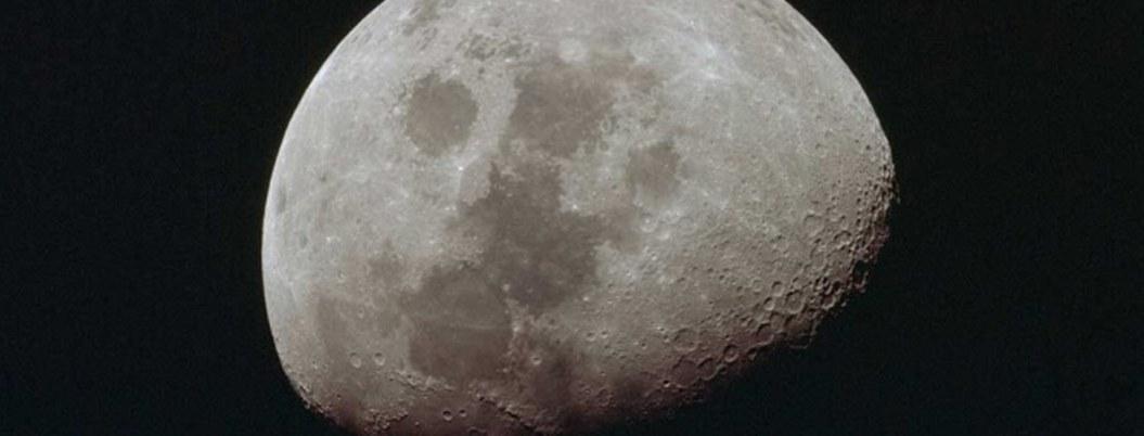 Luna ha adelgazado más de 50 metros en cientos de millones de años