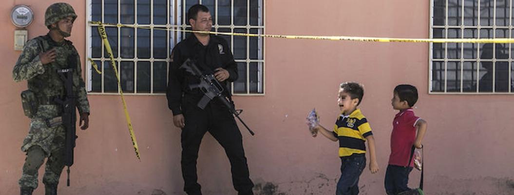 México lidera ranking de violencia contra la niñez