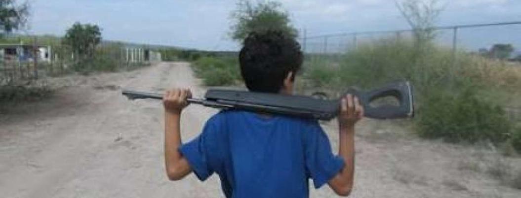 Proponen protocolo para prevenir reclutamiento infantil del narco