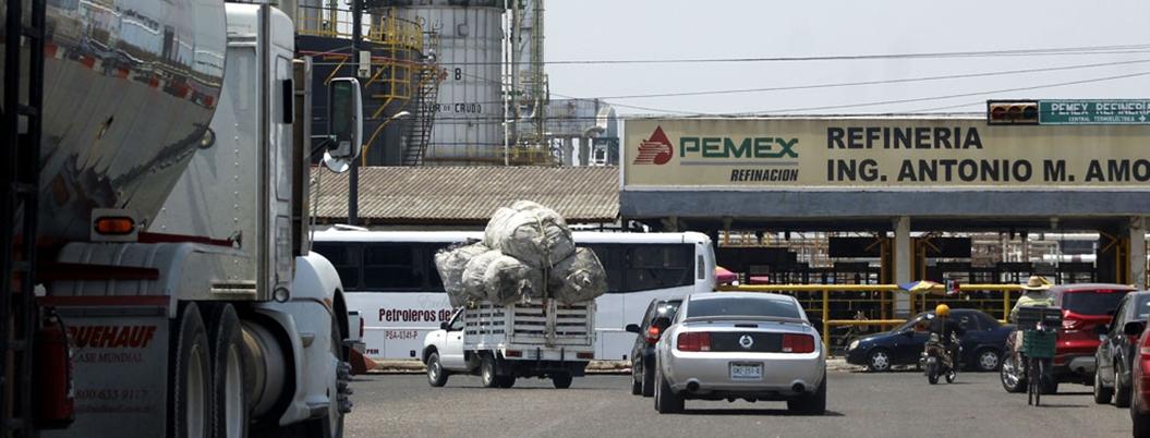 Pemex deja de contratar deuda; busca aumentar producción