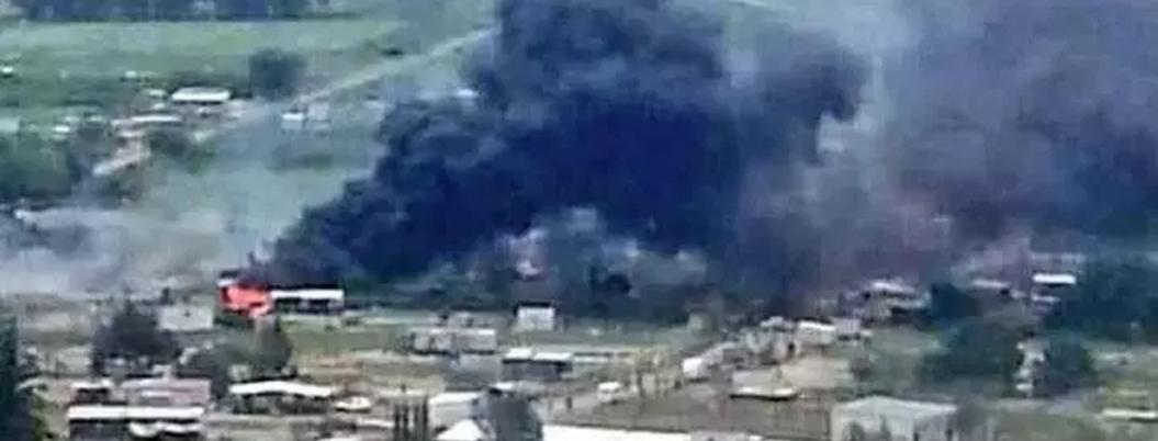 Polvorín explota en Tultepec; hay un muerto y cuatro heridos