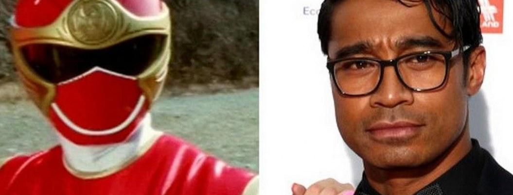 Murió Pua Magasiva, el Power Ranger rojo