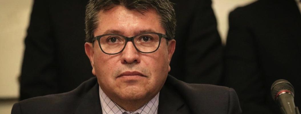 AMLO no debe aparecer en boletas de 2021: Ricardo Monreal
