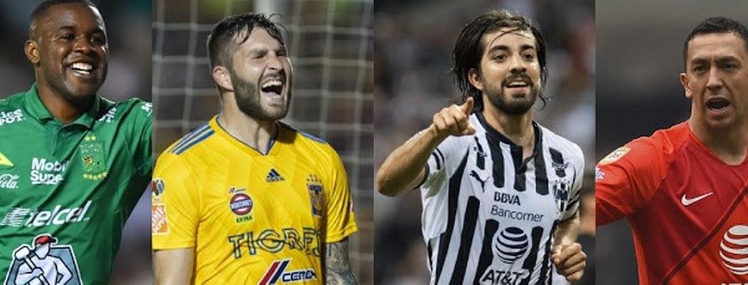 León, América, Tigres UANL y Monterrey pelearán por título