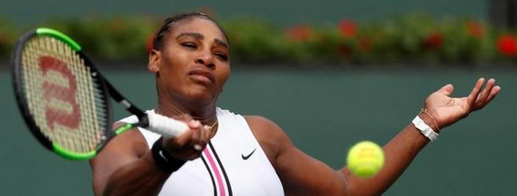 Sin complicaciones, Serena Williams continúa su camino en Roland Garros