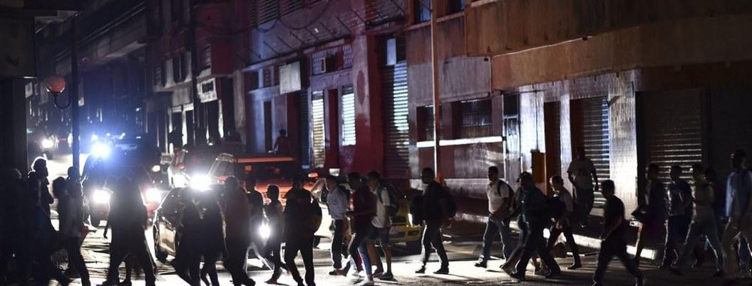 Venezuela cumple 2 meses de crisis eléctrica y aún persisten apagones