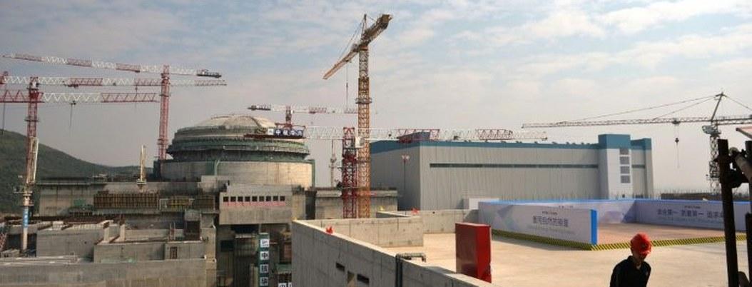 China pone en marcha el reactor EPR de Taishan 2