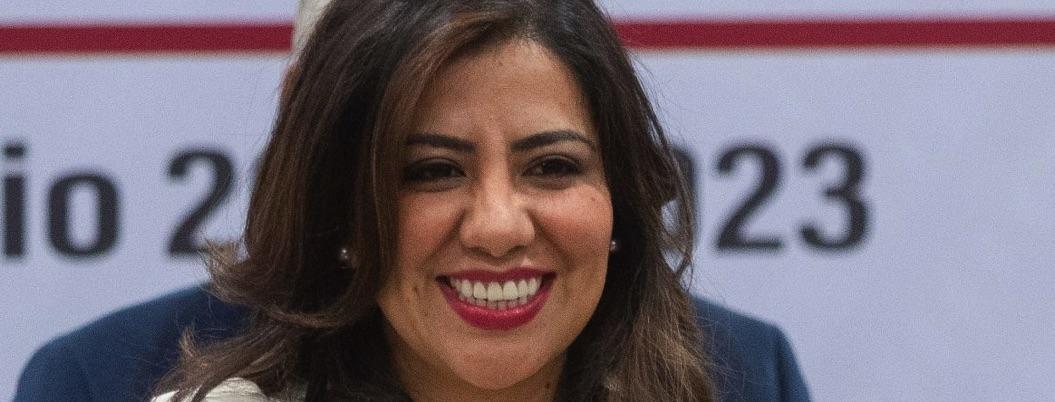 Lorena Piñón impugna su expulsión del PRI