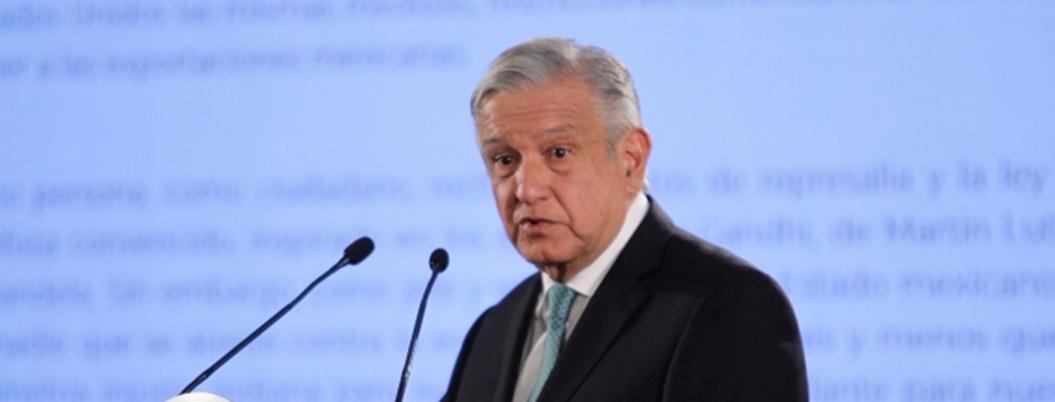 Colegio de Abogados pide a AMLO no intervenir en asuntos jurídicos