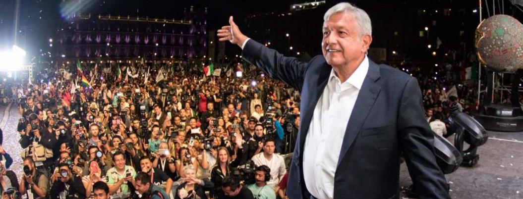 AMLO, a un año de romper el paradigma político de México