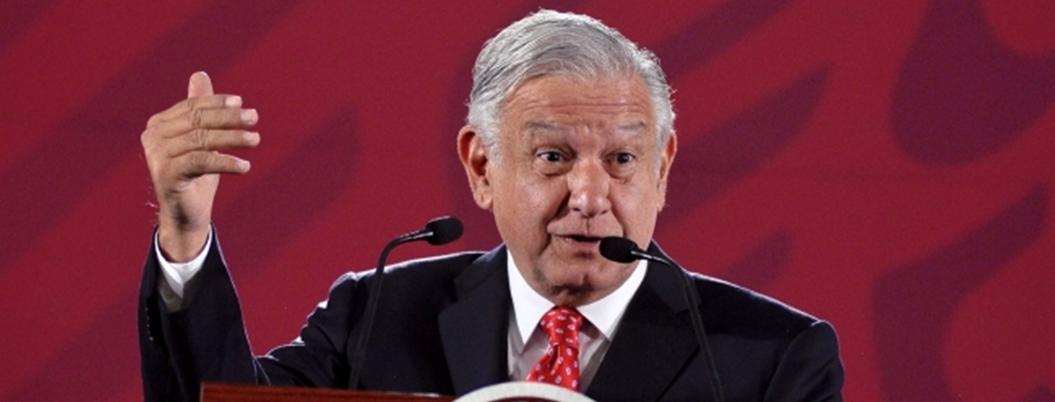 """No hay confrontación con empresarios por rondas petroleras"": Obrador"