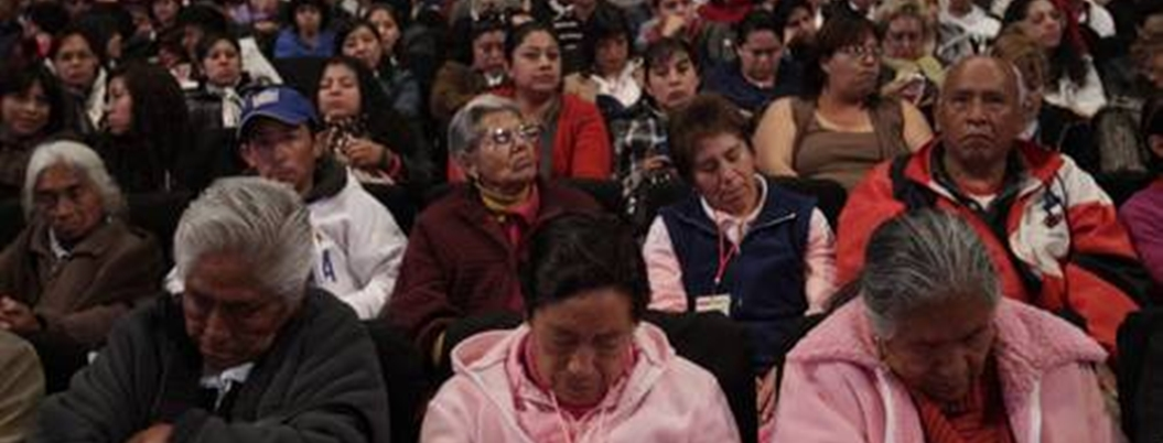 Adultos mayores sufren vejaciones en México