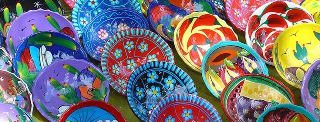 Venta de artesanías revive área comercial en Sonora