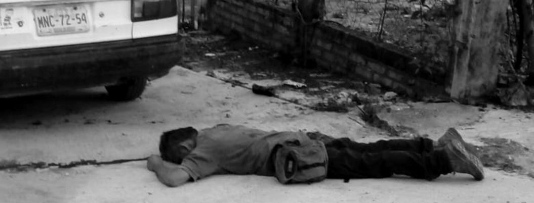 Comando acribilla a tres policías de la UPOEG en El Ocotito
