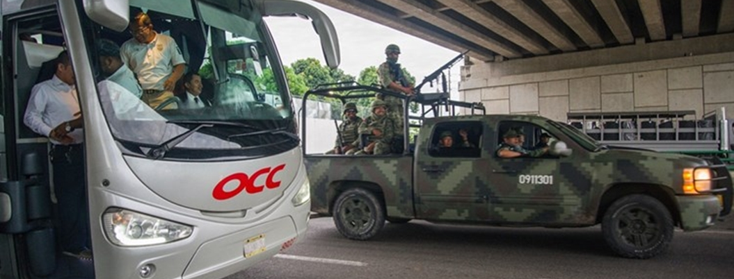 Pedirán identificación en autobuses para cazar a migrantes