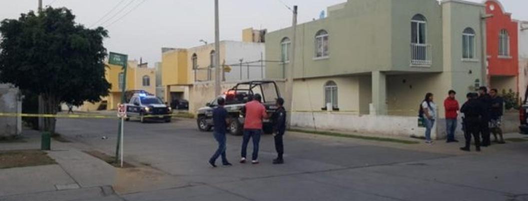 Sicarios y policías arman balacera por asesinato de agente en Jalisco