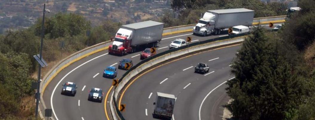 Estas son las carreteras más inseguras de México