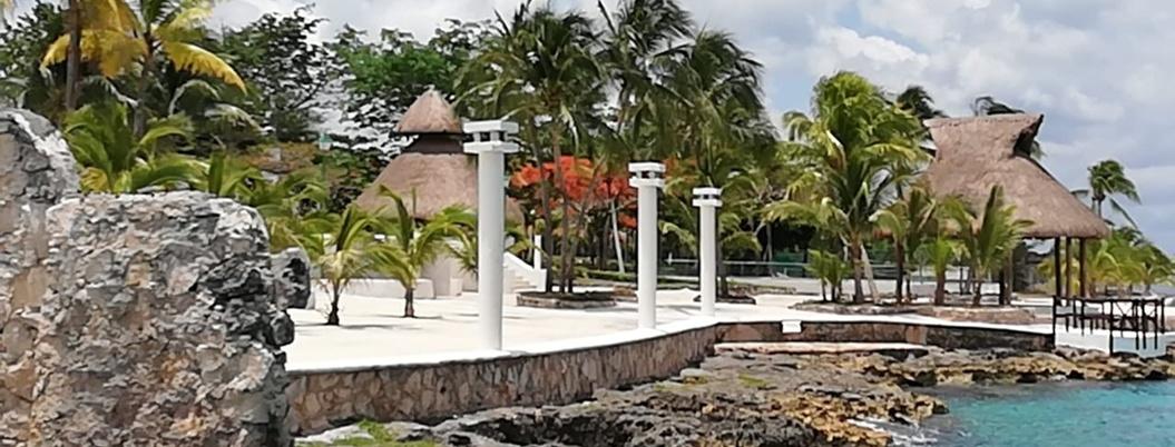 AMLO pone a la venta lujosa casa presidencial en Cozumel