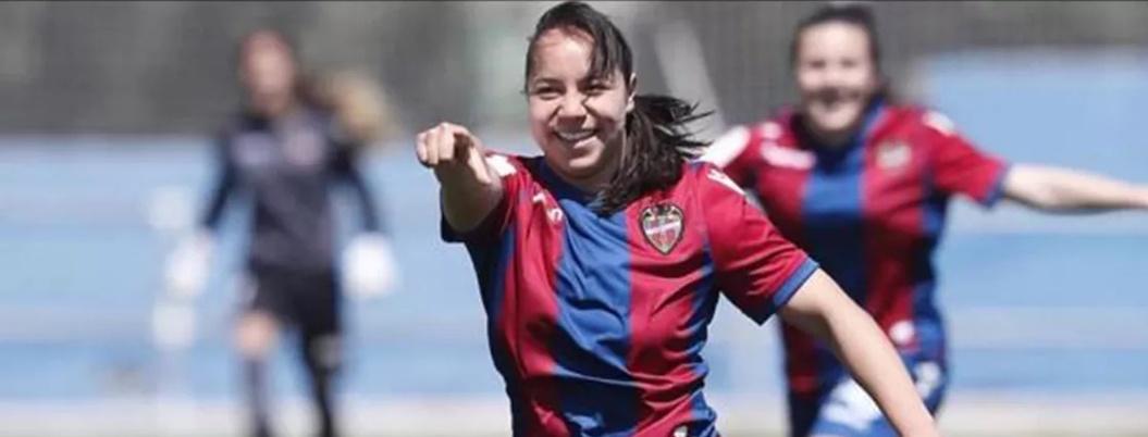 Charlyn Corral podría jugar con el Real Madrid femenino