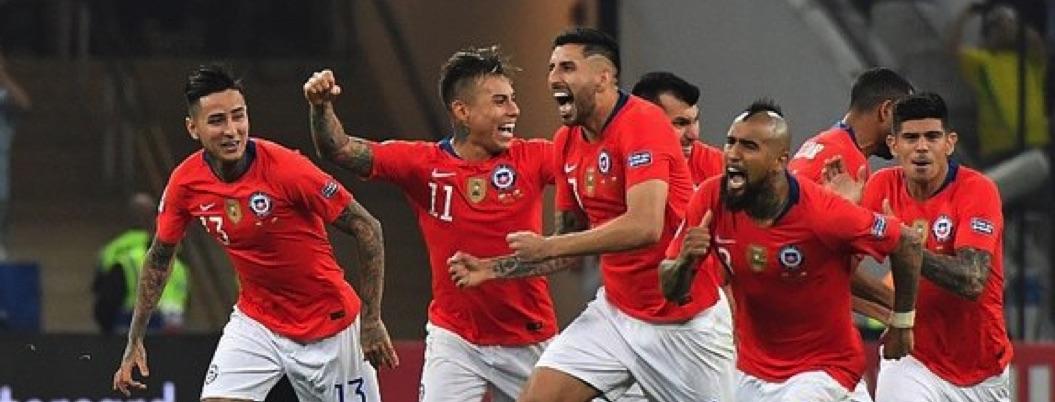 Chile deja fuera a Colombia; se mantiene posibilidad de tricampeonato