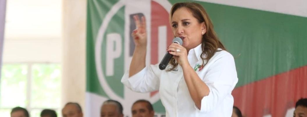 """""""No habrá fraude en el PRI"""", señala Ruiz Massieu"""