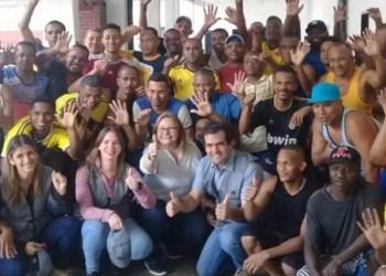 Colombianos Venezuela