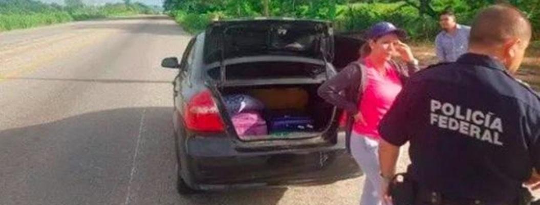 Detienen a cónsul de Nicaragua por transportar migrantes en Chiapas