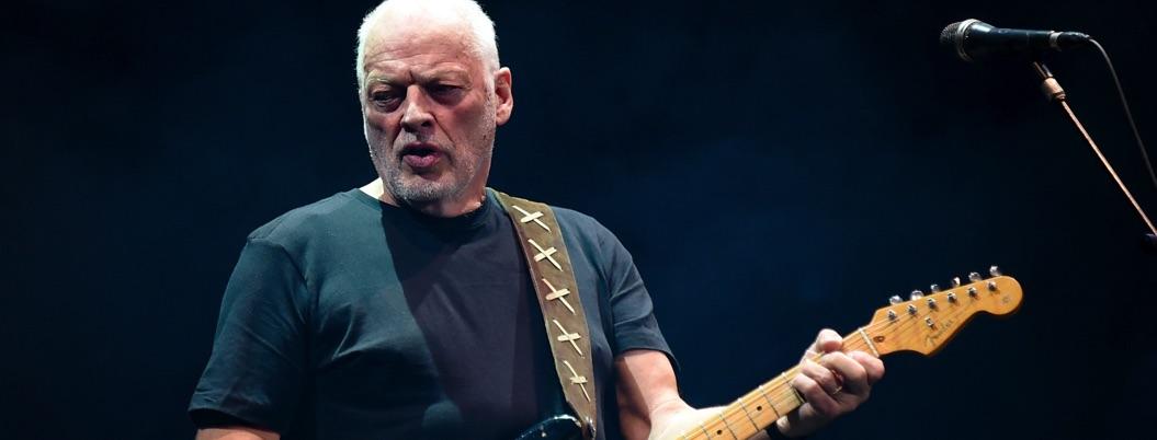 David Gilmour subastará instrumentos contra cambio climático