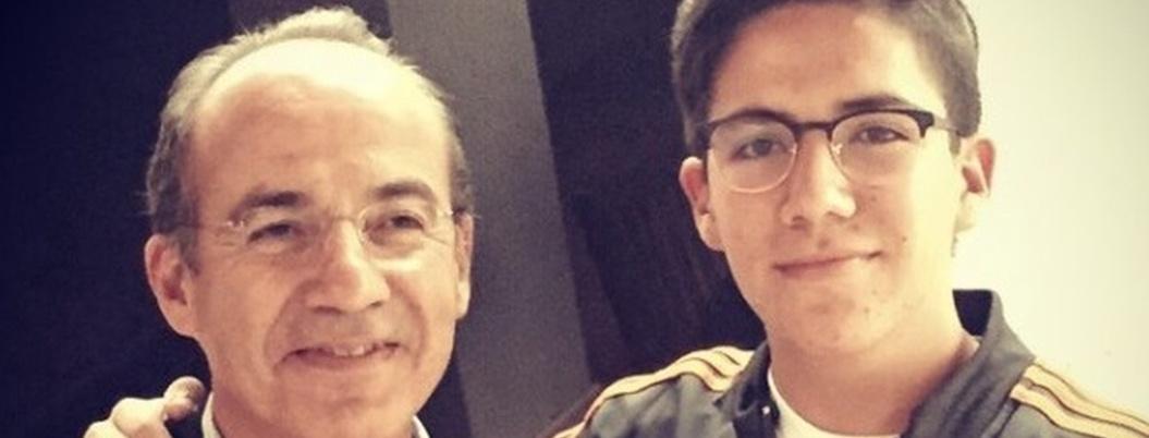 Hijo de Calderón sigue haciendo de las suyas; ahora destruye un bar