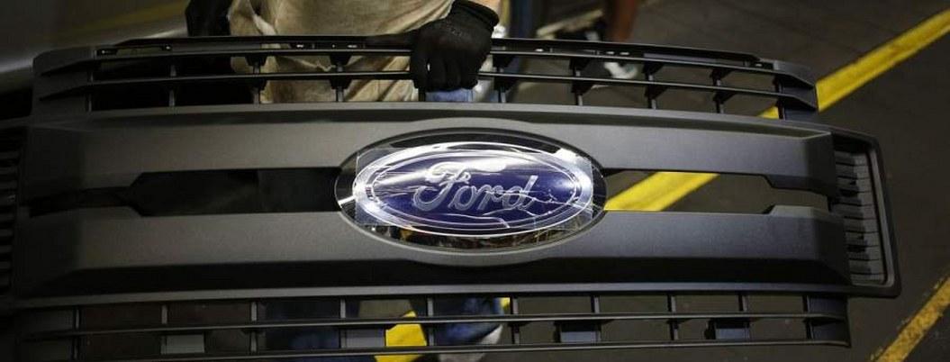 Automotriz Ford recortará 12 mil puestos de trabajo en Europa