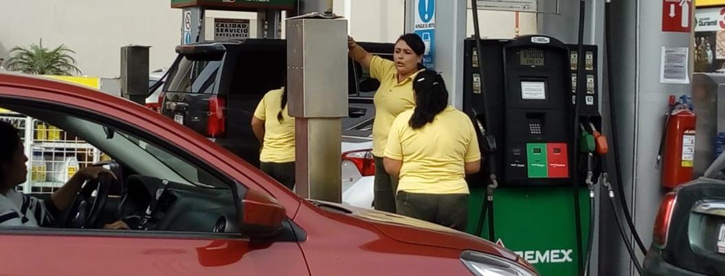 Gasolinera de Oaxaca vende la gasolina más cara del país