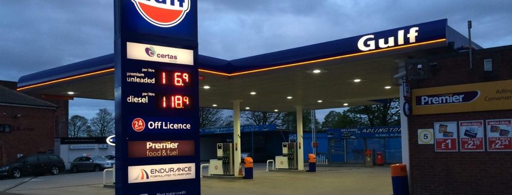Gasolineras privadas invaden a México