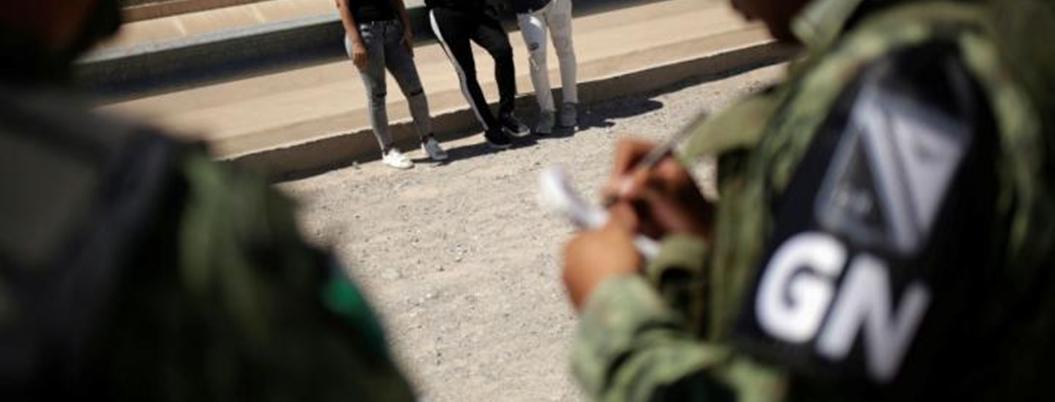 Guardia Nacional tratará de acabar con ola de violencia en la CDMX