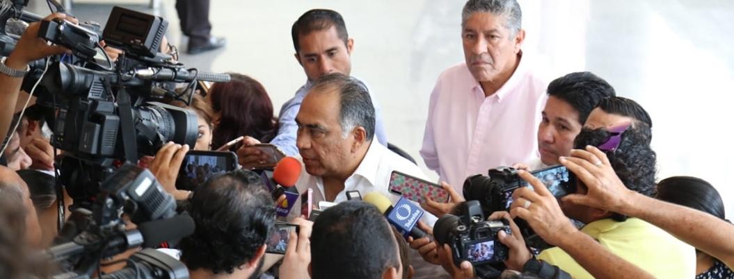 Astudillo pide no criminalizar la entrega de fertilizante