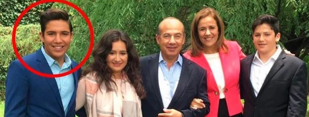 """Se meten conmigo porque critico a AMLO"", afirma hijo de Calderón"