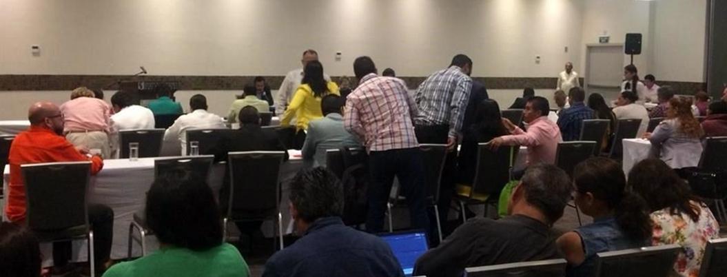 Diputados de Guerrero suspenden trabajos por sismo