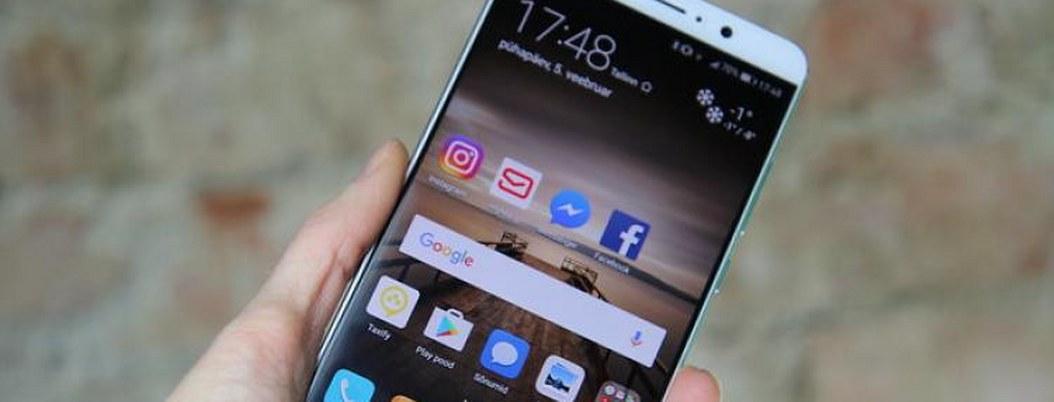 Facebook le teme a Trump; no permitirá sus apps en celulares Huawei