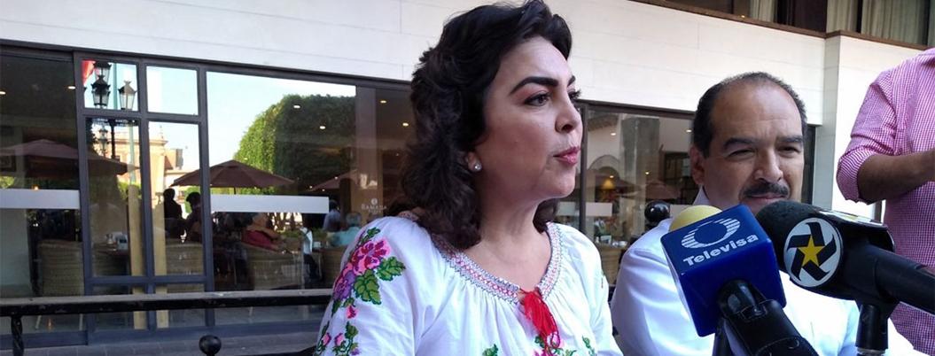 Ivonne Ortega pide a priistas no ser priistas: no hagan fraude