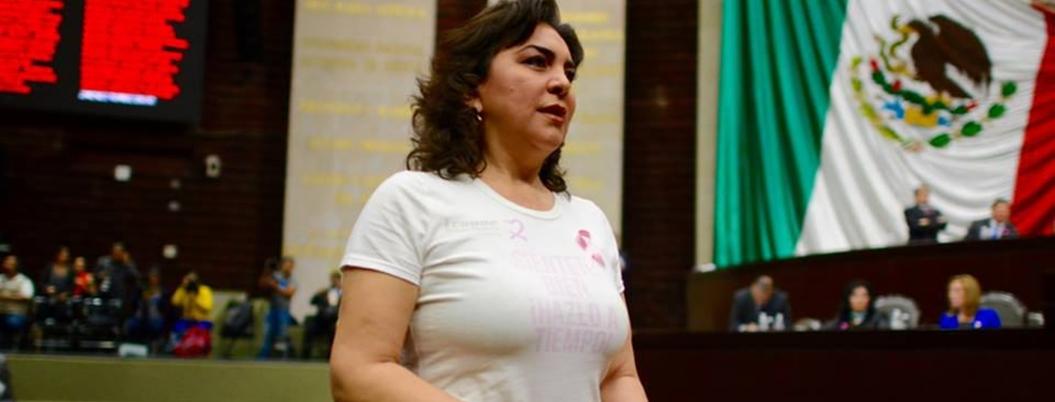 Ivonne Ortega no espera una contienda limpia en el PRI