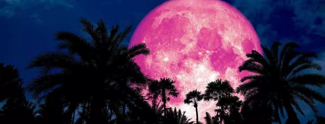 Luna de fresa, este evento astronómico podrá verse hoy simple a vista