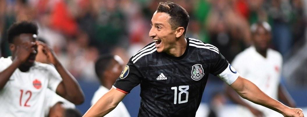 México derrota 3-1 a Canadá y se encamina a cuartos de final