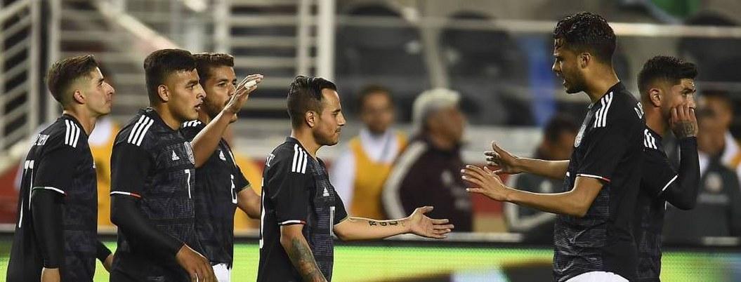 México entrentará a Venezuela en amistoso rumbo a la Copa Oro