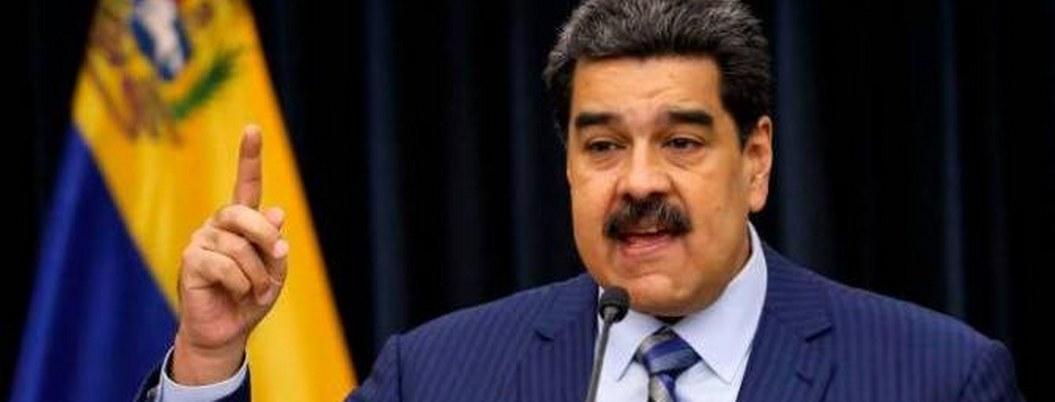 Maduro ordena a Fuerzas Armadas responder agresiones de Duque
