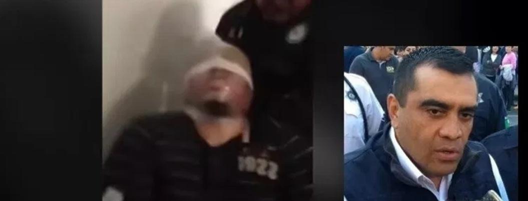 Renuncia mando tras video de tortura a detenido por caso Ayotzinapa