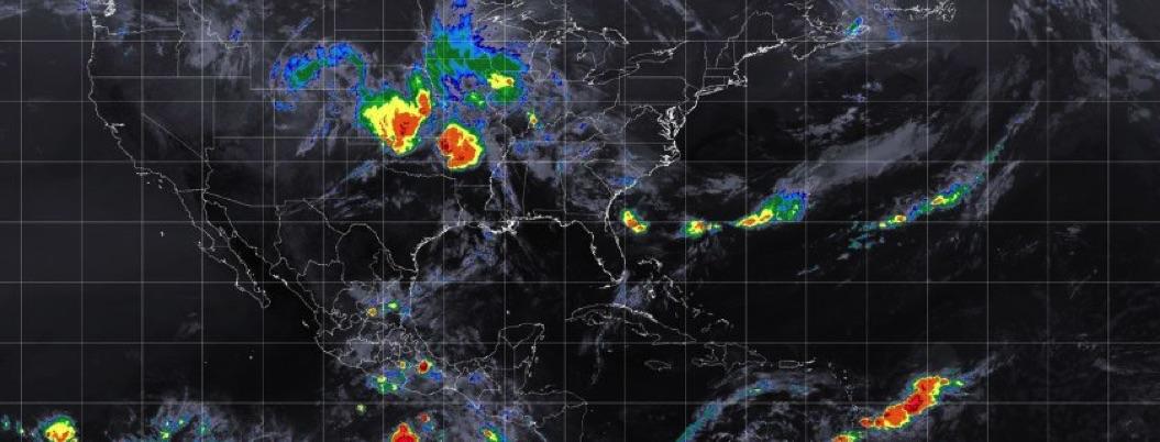 Pronostican lluvias de moderadas a intensas en gran parte del país